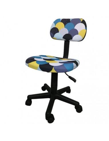 LEMPA Chaise de bureau Réglable en...