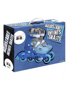 BOSCH BGS2U212 Aspirateur traîneau sans sac GS-20 Easyy'y ? 2400W ? 80 dB ? A - Bleu