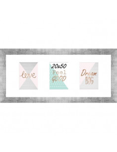 AZX Lot de 3 paires de Chaussettes Low cut LOTTO - Femme