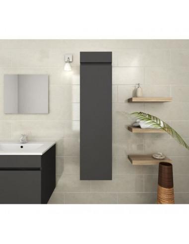 LUNA Colonne de salle de bain L 30 cm...