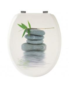 Ceinture de karaté HAYASHI - 100% coton - Blanche / Jaune
